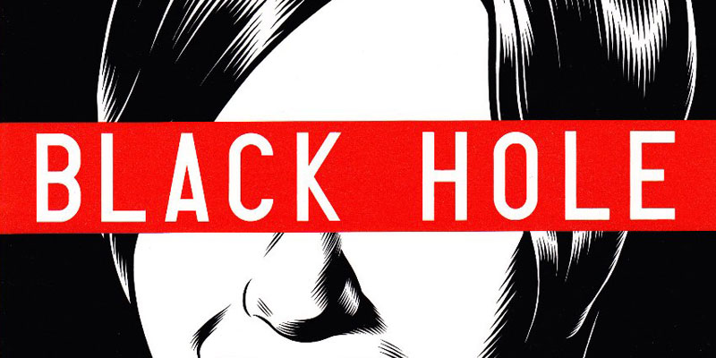 """Black Hole"" di Charles Burns: l'adolescenza nuda"