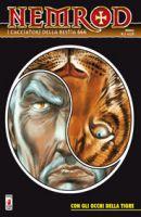 Nemrod #3 - Con gli occhi della tigre