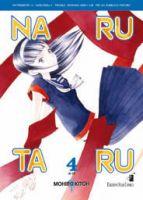 Copertina di Narutaru #4