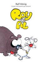 La copertina di Roy&Al, un fumetto di Ralf König