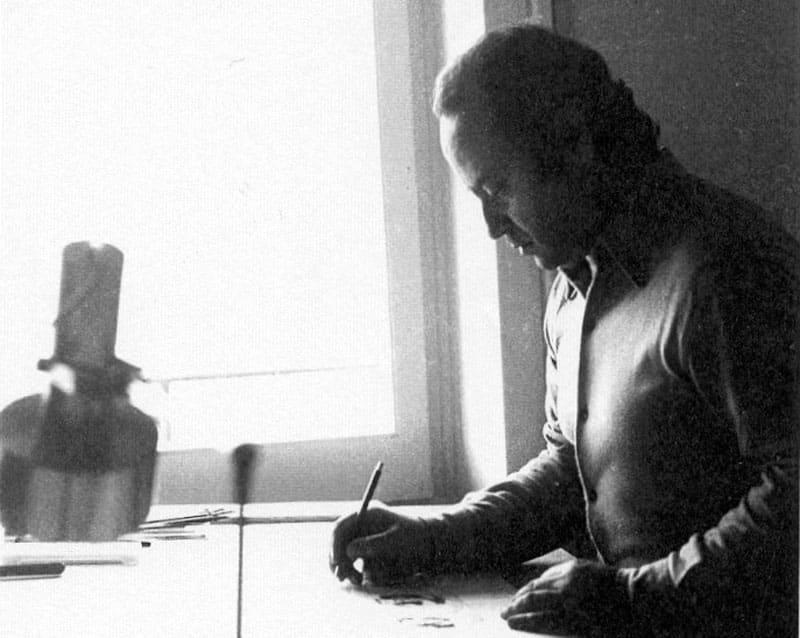 Nato con la matita – Gianni de Luca intervistato dalla figlia
