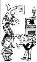 Calandrino e Il Cocorito: risate per ragazzi_ANAFI e vecchio Fumetto