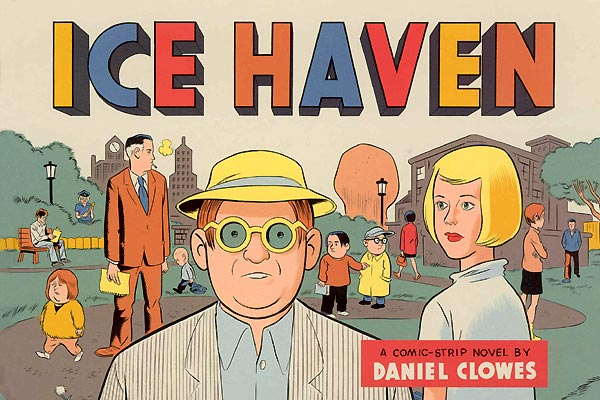 Ice-Haven-by-Daniel-Clowes_Recensioni