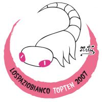 Top Ten LoSpazioBianco.it 2007