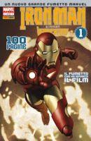 Copertina di Iron Man e i Potenti Vendicatori #1