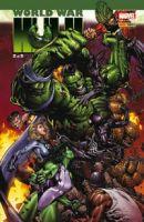 Copertina di World War Hulk #2