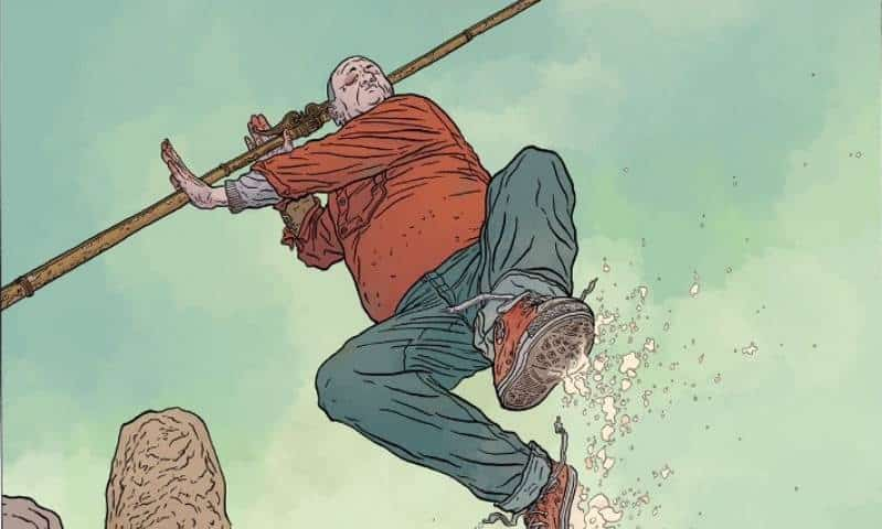 Shaolin Cowboy vol. 1 (Geof Darrow)