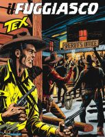 Tex #572 – Il fuggiasco