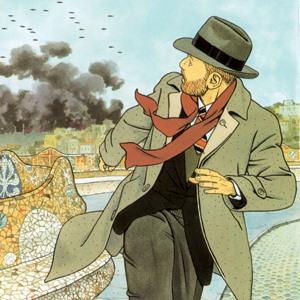 No pasaran: Vittorio Giardino e l'avventura di Max Fridman