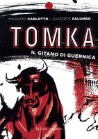 Tomka: Massimo Carlotto e Giuseppe Palumbo a Guernica