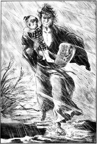 Lone Wolf & Cub, un fumetto inarrivabile