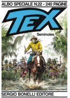 Copertina di Tex speciale #22