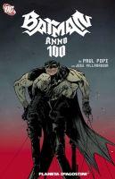 Copertina di Batman anno 100