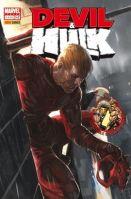 Copertina di Devil & Hulk #142