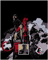 Hellboy e BPRD: i supereroi del paranormale
