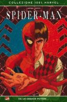 Copertina di Spider-Man da un grande potere...