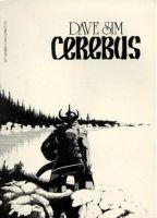 Copertina di Cerebus vol. 1