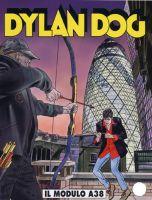 Dylan Dog #268 – Il modulo A38