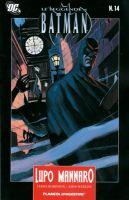 Copertina di Le leggende di Batman #14