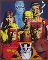 Watchmen oggi