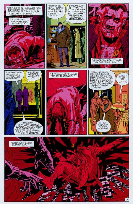 Watchmen: un romanzo corale_Approfondimenti