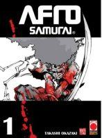 Copertina di Afro Samurai #1