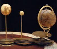 Un planetario del 700