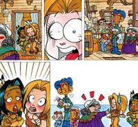 Le nuove autrici del fumetto italiano: Elena Mirulla