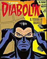 Il grande Diabolik #2/2009 – Il tesoro di Diabolik