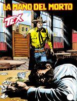 Copertina di Tex #593