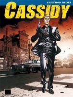 Copertina di Cassidy #1