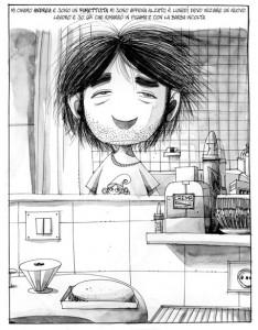Comix Show di Sergio Algozzino, diario Semiserio di un Fumettista