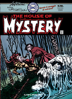 Classici DC: House of Mystery # 1