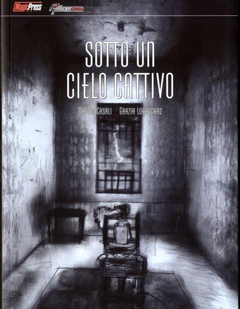 """Matteo Casali, intervista a uno scrittore """"sinistro"""""""