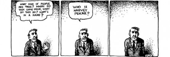 In ricordo di Harvey Pekar