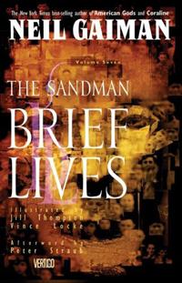 Rileggendo Sandman: Vite brevi