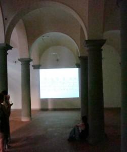 Una matita in carcere: Gianluca Costantini alle Murate di Firenze
