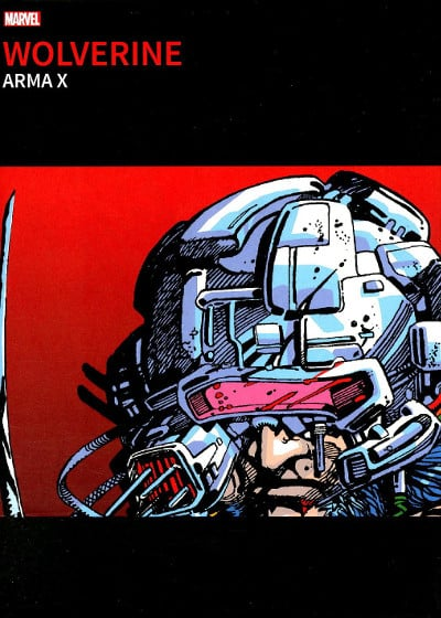 Wolverine: Arma X (Barry Windsor-Smith)_BreVisioni
