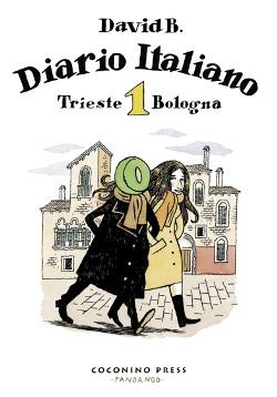 Le lezioni italiane di David B.