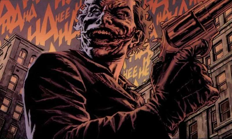 Joker (Brian Azzarello, Lee Bermejo)