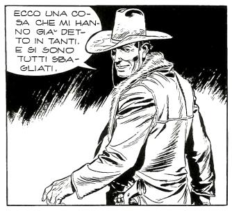 TEX 600 - Tito Faraci ed un amico di nome Tex Willer
