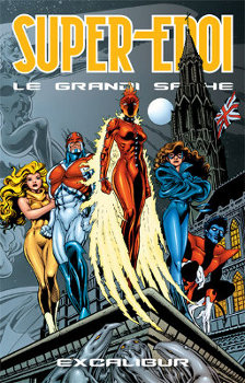 Supereroi – Le grandi saghe vol. 63: Excalibur