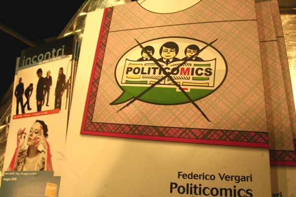 Fumetto e politica, un rapporto complicato_ANAFI e vecchio Fumetto