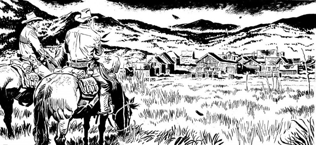 TEX 600 - Leomacs: un avventuroso viaggio a cavallo_Interviste