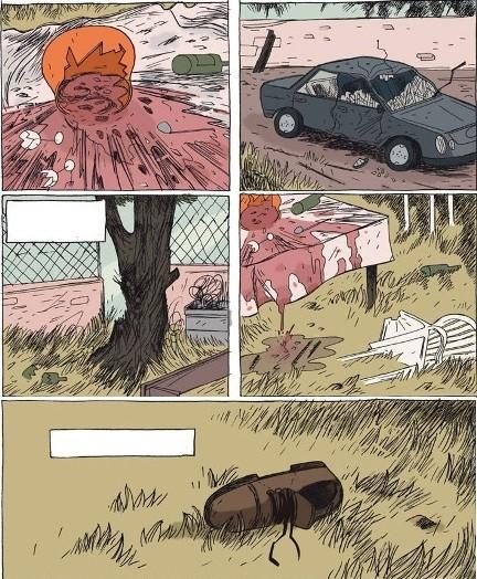 Alfred: Non morirò da preda
