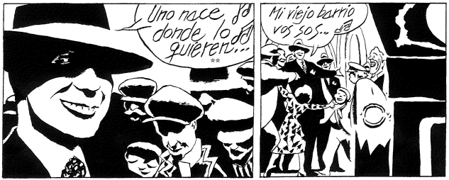Carlos Gardel: il grande cantor di Tango secondo José Muñoz e Carlos Sampayo