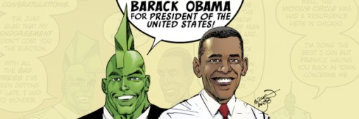 Fumetto e politica, un rapporto complicato