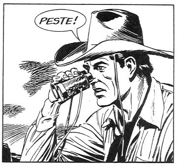 TEX 600 – Andrea Venturi e le sue avventure al fianco di Tex