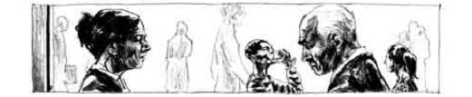 Senza sangue: Faraci e Ripoli danno vita al romanzo di Baricco