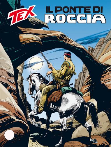 TEX 600 – Claudio Villa: a proposito di un certo Ranger…